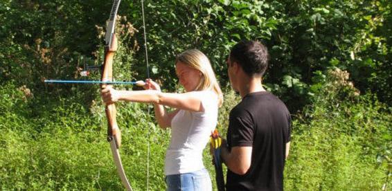 Уроки стрельбы из лука в москве