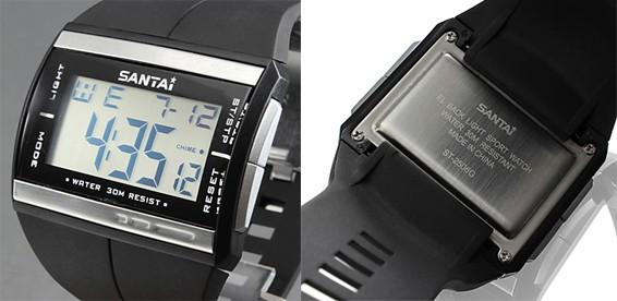 Электронные часы наручные мужские купить в москве
