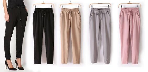 Летние брюки женские купить доставка