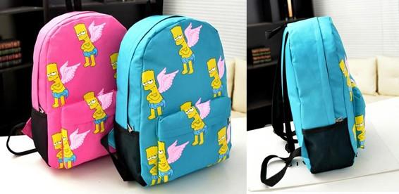 фото рюкзаки молодежные