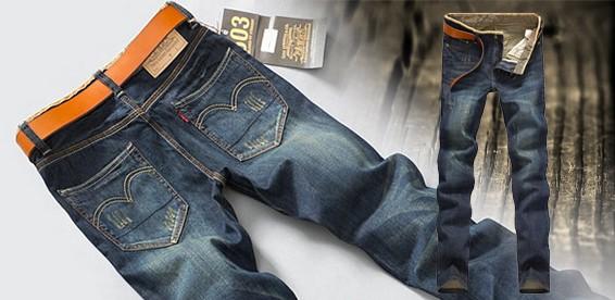 Купить джинсы левайс доставка
