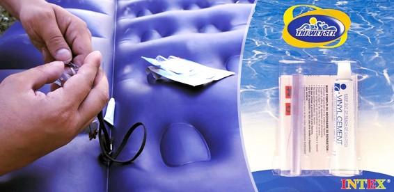 Купить набор для ремонта надувных матрасов безпружинно ортопедично матраци матролюкс харьков