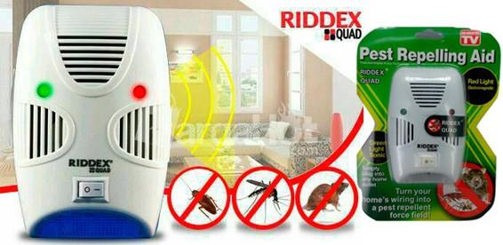 Отпугиватель мышей и насекомых riddex отзывы антигав ру отпугиватель собак