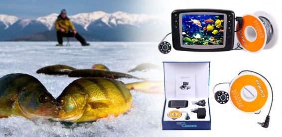видеокамера рыболовная