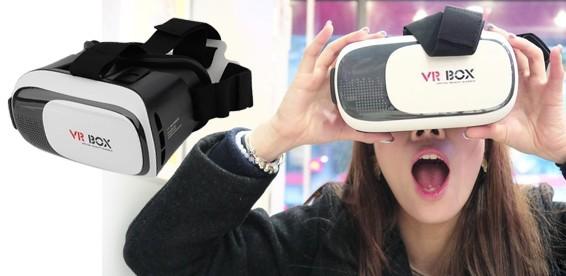 Очки виртуальной реальности 3d vr box 2 квадрокоптер с камерой новосибирск