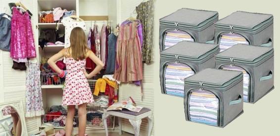 Купить ящики для одежды