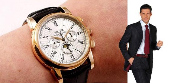 patek philippe часы мужские фото