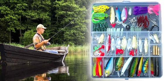 рыболовные наборы купить в спб