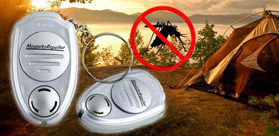 портативный отпугиватель насекомых
