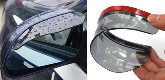 Дефлекторы боковых зеркал универсальные