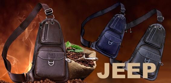 7ec2d5332643 Скидка 50% На кожаную сумку JEEP. Хит! Для активных мужчин - автолюбителей  и путешественников!