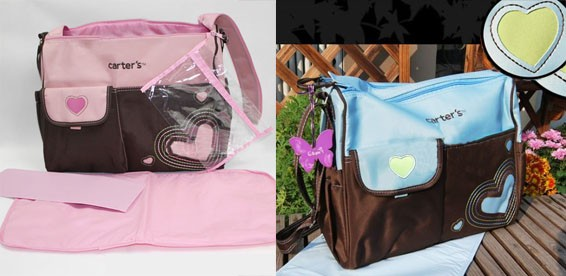 08ca5d7eed3e эксклюзивную сумку Сarters для мамы и малыша  купить в Москве и ...
