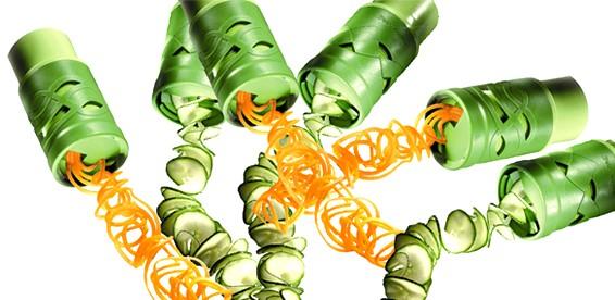 Схема вырезания овощей