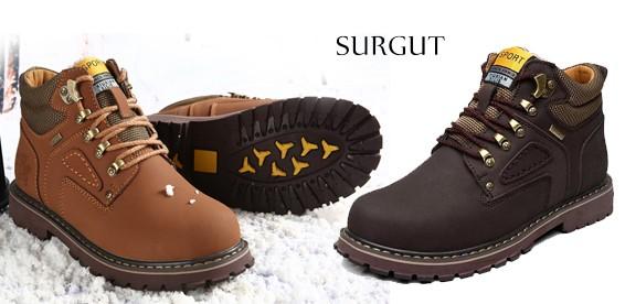 f2c9f9a95 мужские зимние ботинки «SURGUT»: купить в Москве и Санкт-Петербурге ...