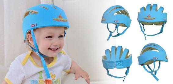 Детский противоударный шлем своими руками