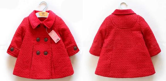 Пальто Детское Купить