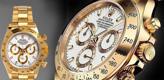 На мужские наручные часы ROLEX Daytona