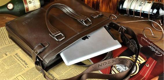 Брендовые мужские сумки Купить кожаную мужскую сумку
