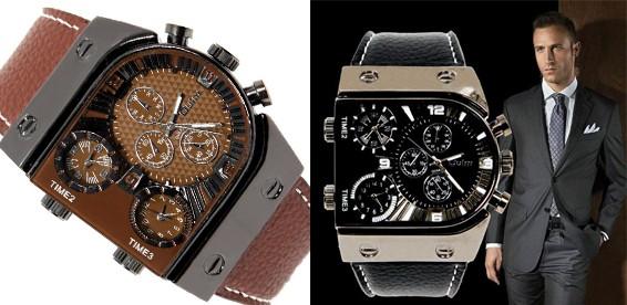 Часы по акции мужские плюс подарок часы 86