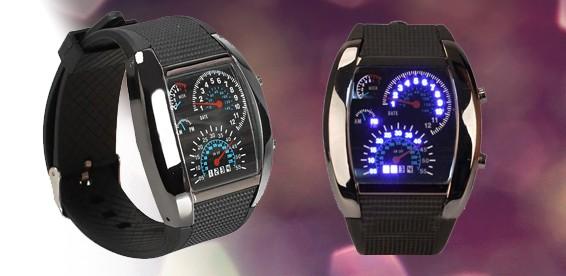 Светодиодные часы купить наручные часы в часы сейко купить хронограф