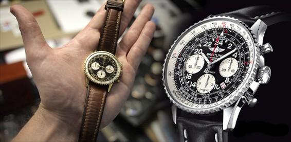 e2481509c2ec Скидка 66% На мужские наручные часы «Breitling Navitimer» в подарочной  коробке. В них отразилось время!