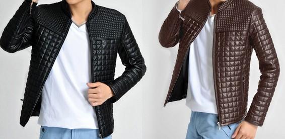 Купить Кожаную Куртку Осень