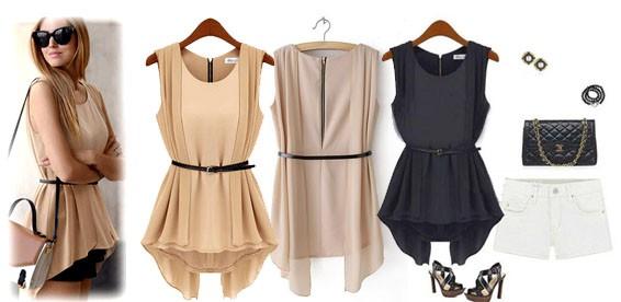 Короткие платья туники доставка