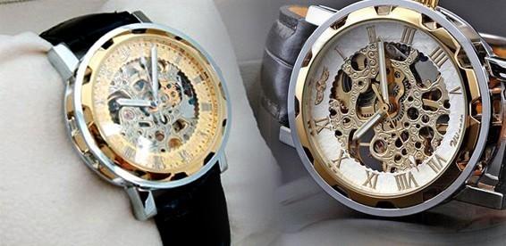 Часы по акции мужские плюс подарок часы 39