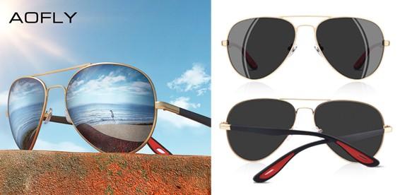 6b83cba5647c солнцезащитные очки AOFLY, с поляризационные UV400!: купить в Москве ...