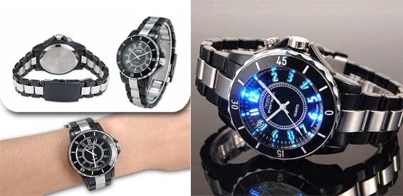 Часы с подсветкой наручные купить в часы женские наручные белые