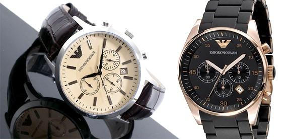 2a5d8c93611a Скидка 53% На мужские часы «Emporio Armani Classic». Бренд, проверенный  временем!