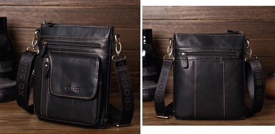 4da1fec76edc Скидка 50% На кожаную сумку CROSSOX в классическом стиле. Стильная классика!