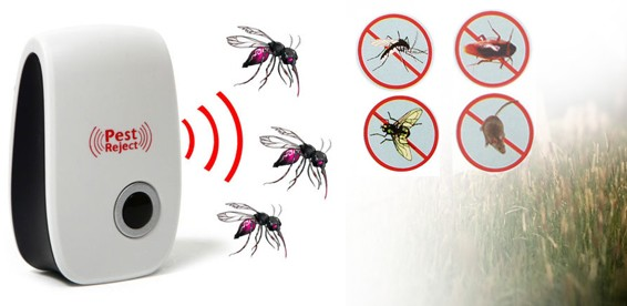 Ультрозвуковые отпугиватели грызунов и насекомых отпугиватель кротов ls-997m motor