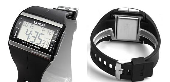 Наручные электронные часы мужские купить в москве недорого