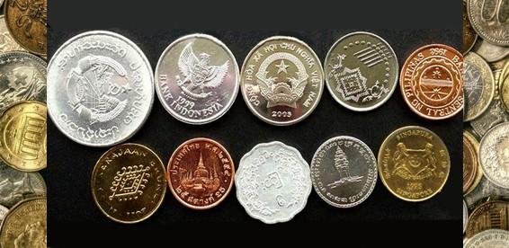 Монеты азиатских стран фото купить асидол в екатеринбурге