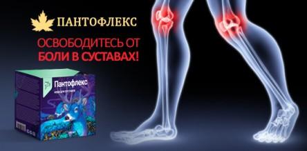 Пантофлекс крем для суставов купить в Вятских Полянах