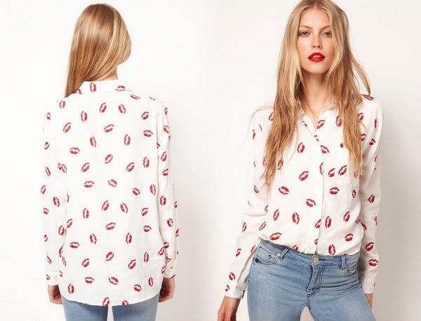 Блузка Просто С Доставкой