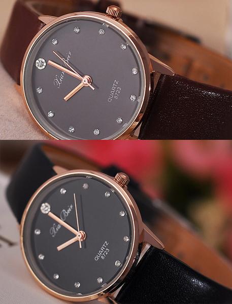 Но чтобы произвести впечатление, вовсе не обязательно купить часы наручные женские за баснословные