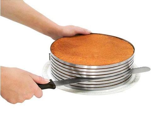 Форма для бисквита своими руками