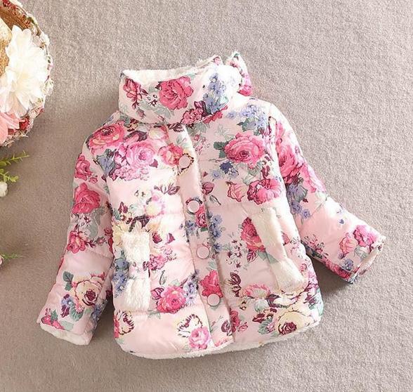 Модные курточки на малышей