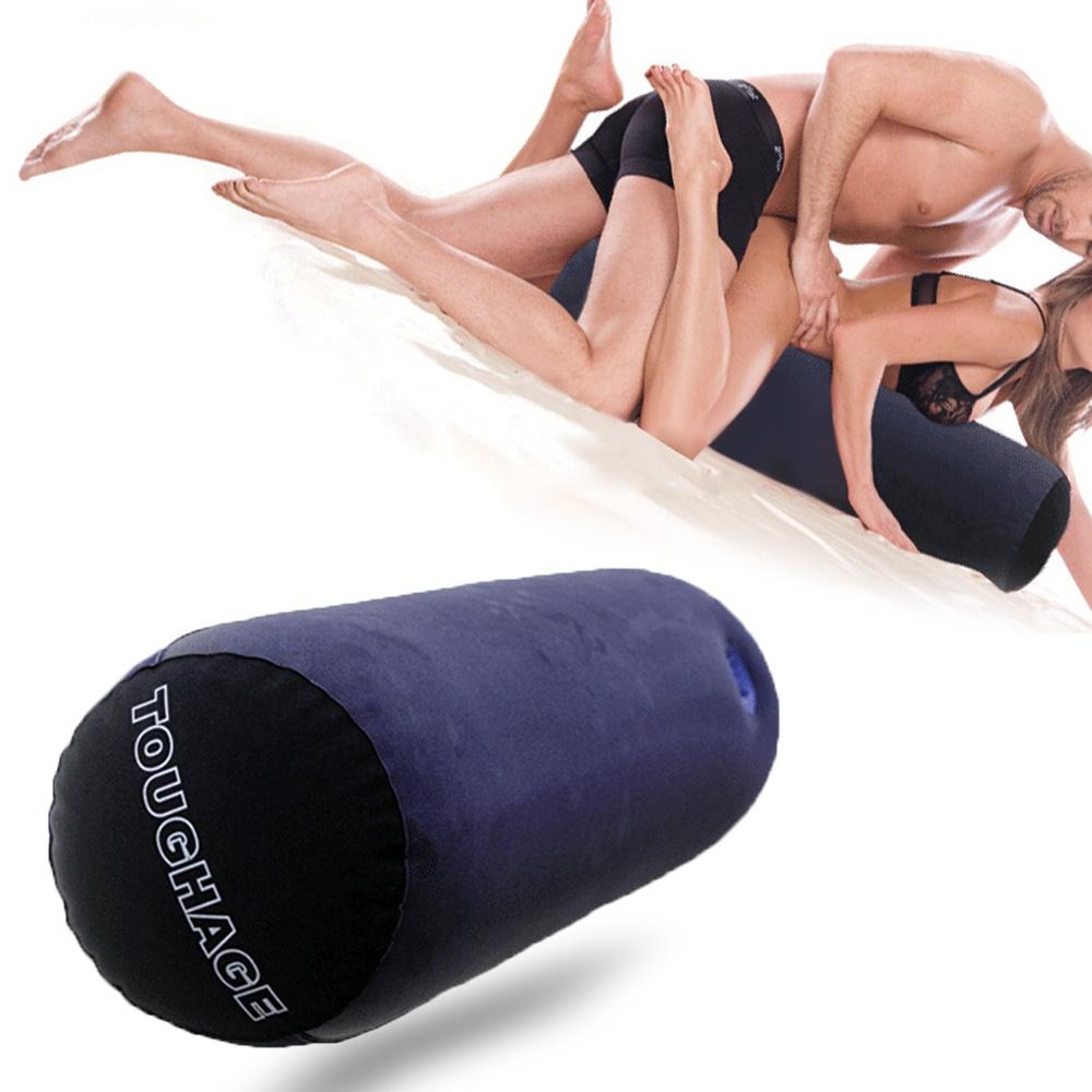 секс с треугольной подушкой фото