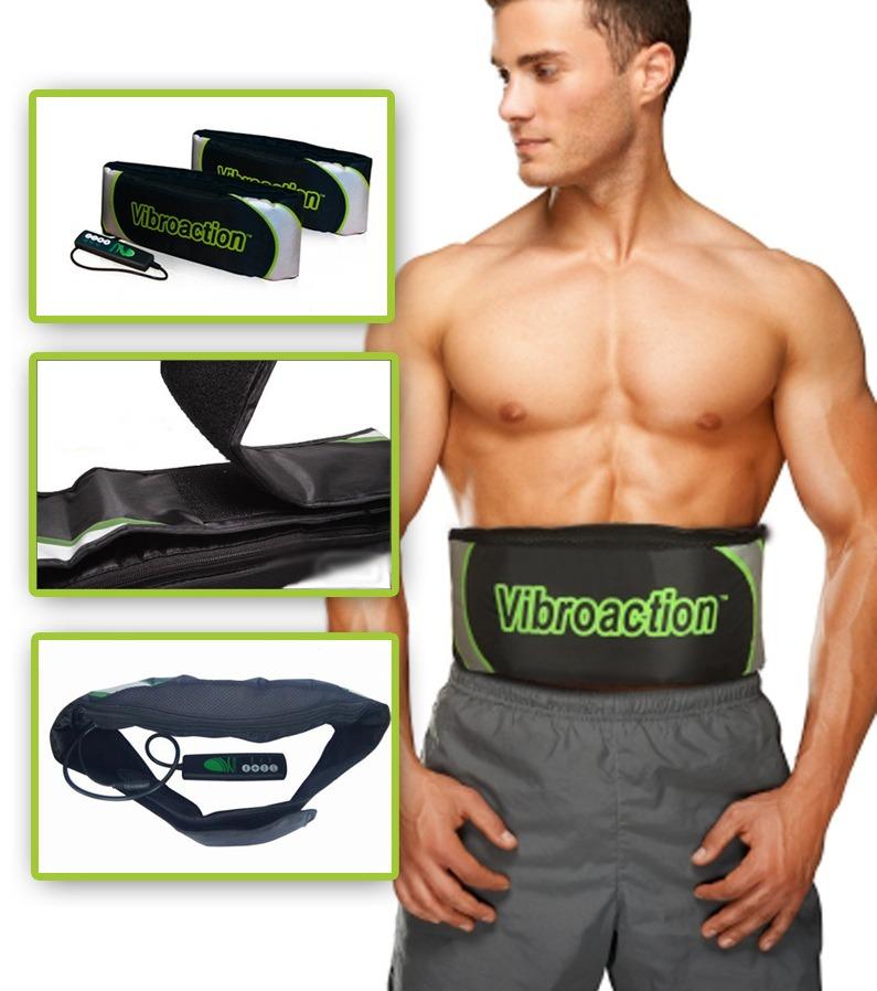 Вибромассажер пояс для похудения