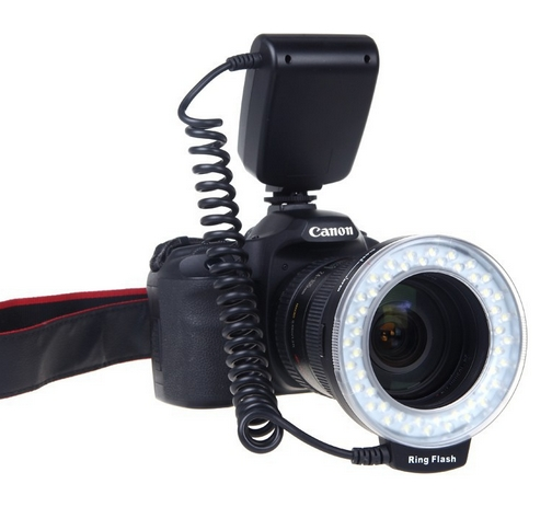 Кольцевой осветитель для фотоаппарата