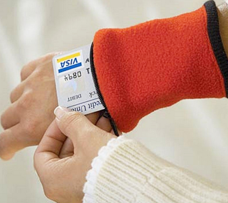 кошелёк-браслет на запястье: купить в Москве и Санкт-Петербурге, цена, условия доставки, отзывы. Продажа недорого кошелёк-брасле