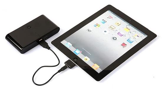 Купить портативный аккумулятор для планшета