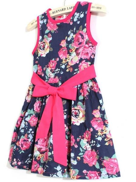 Летние платья для девочек доставка