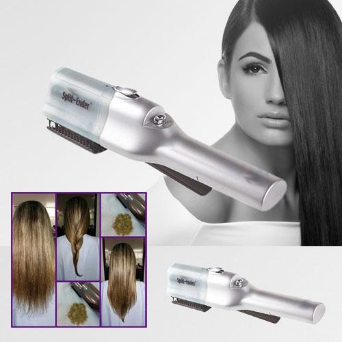 Прибор для полировки волос