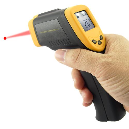 Термометр пистолет с лазерным целеуказателем . Купить сейчас. Цена 795 рублей. Доставка по России бесплатно!
