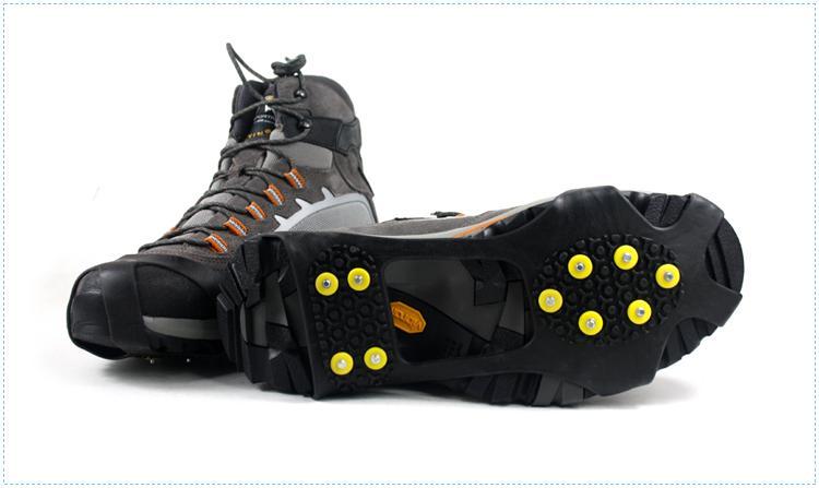 Steepdamin Шипы противогололедные на обувь (K100). Home.