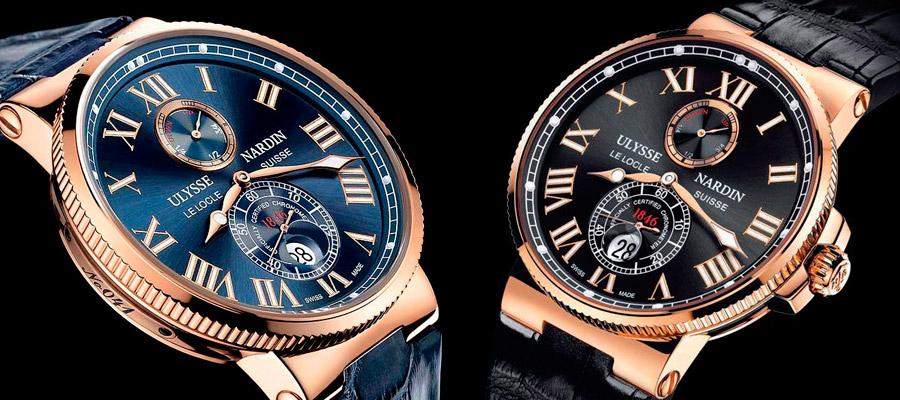 bf7d9e3a1bd3 самую доступную реплику культовых часов Ulysse Nardin  купить в ...